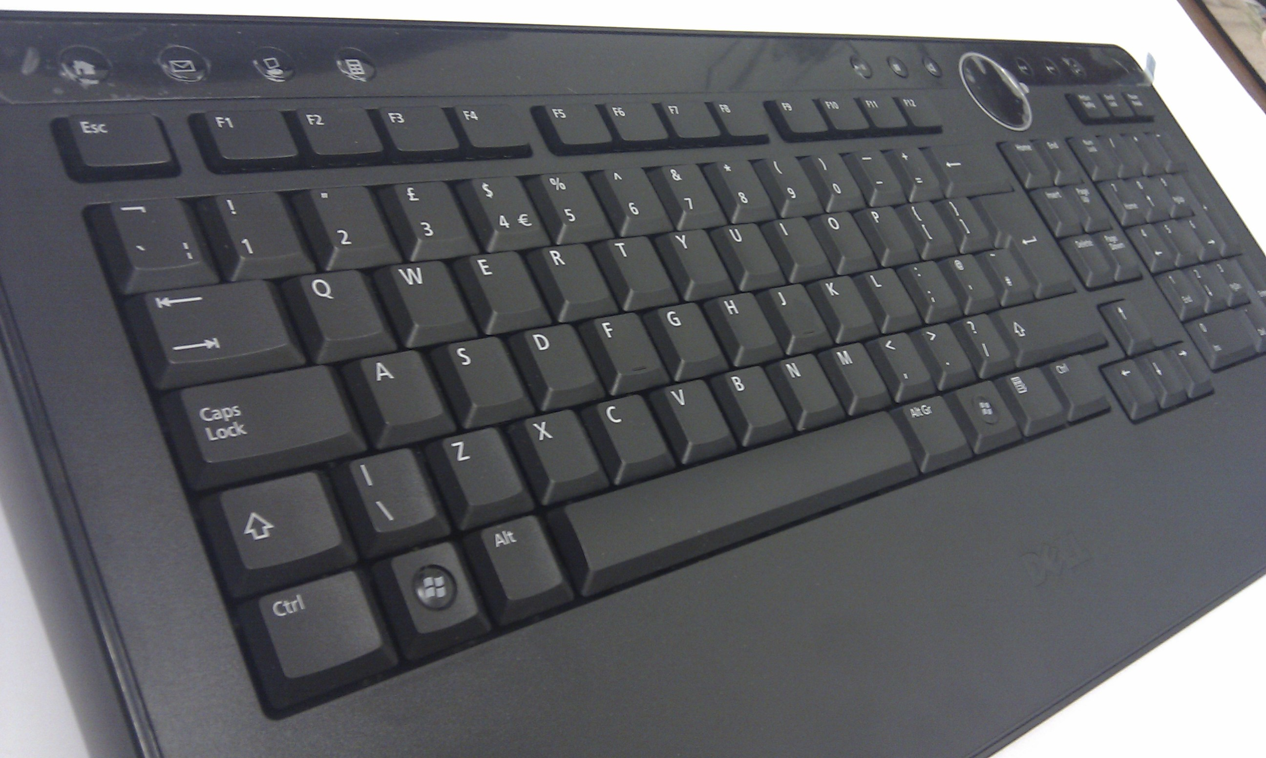 how to connect wireless keyboard dell